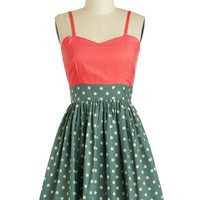 Call It a Day Dress in Pink | Mod Retro Vintage Dresses | ModCloth.com