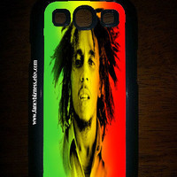 Samsung Galaxy S3 Bob Marley Design Hard Snap On Samsung Galaxy S3 Case