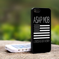 Asap Rocky Gold Vsvp Jet Trills iPhone 5 Case, iPhone 4 Case, iPhone 4s Case, iPhone 4 Cover, Hard iPhone 4 Case