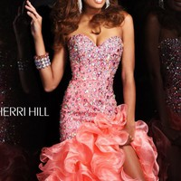 Sherri Hill 21127 Dress - MissesDressy.com