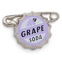 Russell's Grape Soda Bottlecap Pin - Up | Disney Store