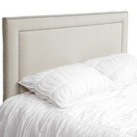 Kate Headboard - Velvet | Headboards | Bedroom | Furniture | Z Gallerie