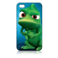 Tangled Pascal Hard Case Cover Skin for Iphone 4 4s Iphone4 At&amp;t Sprint Verizon Retail Packing: Everything Else