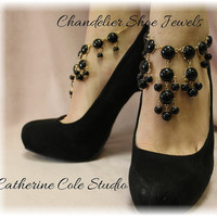 Chandelier Shoe Jewelry Amazing new look to make any pair of Heels extra special for weddings,bridal, prom, parties, special occasions  SJ3