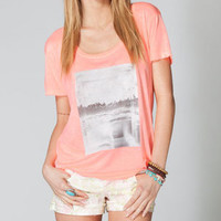 BILLABONG Hawaiian Vibe Womens Tee