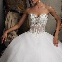 Mori Lee 5107 Dress - MissesDressy.com
