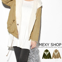 Chic n' Cozy Jacket - Mexy  - New fashion clothing & accessories for smaller size women like you - Mexy Shop