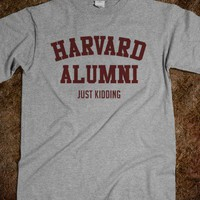 Harvard Alumni (just Kidding) | Skreened.com