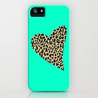 Wild Love iPhone Case by M Studio