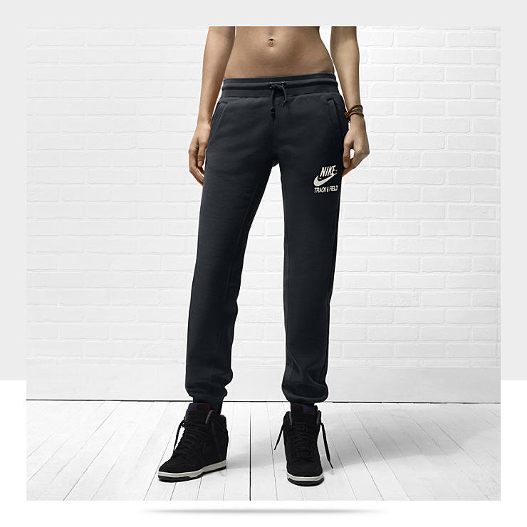 Beautiful Nike Black Run Crew Women S Track Pants  80 55 From Nike Buy Now