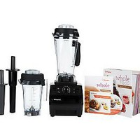 Vitamix 5200 Super 64oz Variable Speed Blending System w/Dry Container — QVC.com