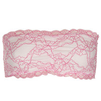 Corded Lace Bandeau Bra - New In This Week - New In - Topshop USA