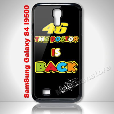 is Back Valentino Rossi Case for Samsung Galaxy S4 I9500 on Wanelo