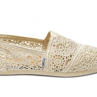 Natural Crochet Women's Classics FREE Shipping | TOMS.com