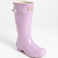 Hunter 'Original Gloss' Rain Boot (Toddler, Little Kid & Big Kid) | Nordstrom