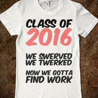 c/o 2016 - RANDOMZ - Skreened T-shirts, Organic Shirts, Hoodies, Kids Tees, Baby One-Pieces and Tote Bags