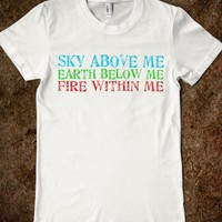SKY EARTH FIRE