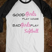 Softball - Just Stuff - Skreened T-shirts, Organic Shirts, Hoodies, Kids Tees, Baby One-Pieces and Tote Bags
