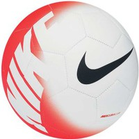 Nike Mercurial Veer Soccer Ball - Orange/White - Dick's Sporting Goods