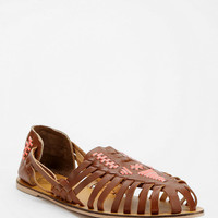 Ecote Leather Huarache Sandal