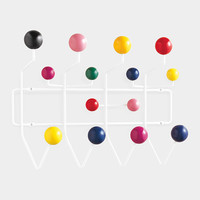 Eames® Hang-It-All Coat Rack