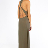 Rae Cuts Back Maxi Dress $35