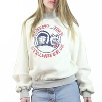 The Pulp Girls  ESKIMO JOES SWEATER