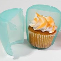Cup-A-Cake Single Cupcake Carrier - (Random Colors) - Sold Individually