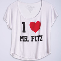 Nylon Blogs   Blog Archive    Good Idea or Bad Idea: The Mr. Fitz Tee