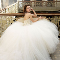 Bridal Gowns, Wedding Dresses by Lazaro - Style LZ3209