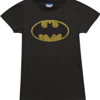 Womens Batman shirt by Junk Food