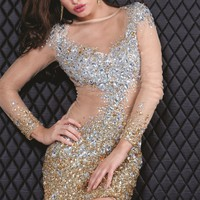 Jovani 6337 Dress - MissesDressy.com