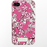 Lilly Pulitzer - iPhone 4/4s Cover- Alpha Phi