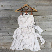 Scattered Ruffles Dress