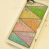 favthing — Rainbow Color Swarovski Elements iPhone case