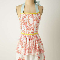 Anthropologie - Kelp & Coral Apron