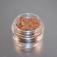 Eye Shadow Mineral Makeup Oriental Beige by greenbubbleshome