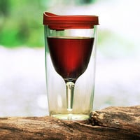 Vino2Go Portable Wine Glass at Firebox.com