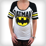 Batman Hockey Junior Fitted Tee