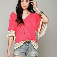 Free People Petal Top