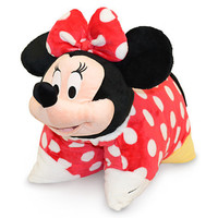 Disney Minnie Mouse Plush Pillow | Disney Store