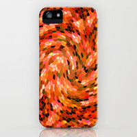 MOSAIC PARTY iPhone Case by catspaws