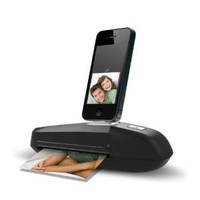 Mustek S600i iPhone/iPod Docking Scanner, Black: Electronics