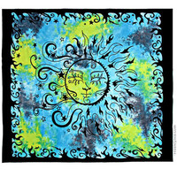 Sun & Moon Tapestry on Sale for $24.95 at The Hippie Shop