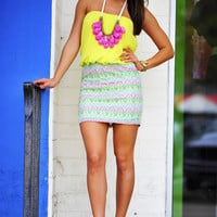 Summertime Fine Dress: Lemon | Hope&#x27;s