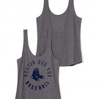 Boston Red Sox Low-back Tank - PINK - Victoria's Secret