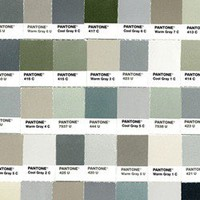 PANTONE: Fifty Shades of Gray Journal