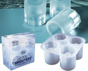 COOL SHOOTERS ICE SHOT GLASS MAKER
