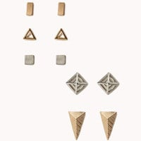 Mix-And-Match Geo Stud Set