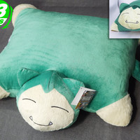 Pokemon Snorlax Pillow Pet Plush